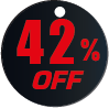 42% OFF BF