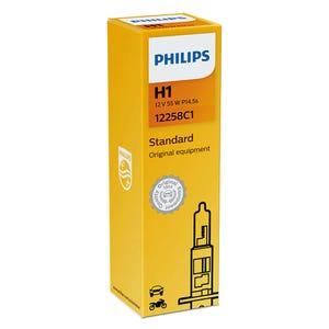 FOCOS PHILLIPS COMUN DE 55W 12V H1 P14,5s 9049847