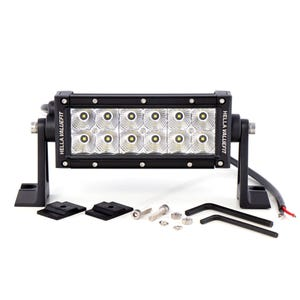 HELLA BARRA 12 LED 20,6CMx7,85 CM 1200 L
