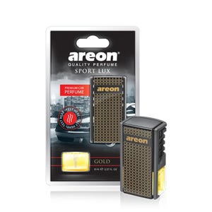 PERFUME AREON CAR BLISTER GOLD