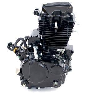 MOTOR NEGRO MMG GL 150 MOTORCG150NG