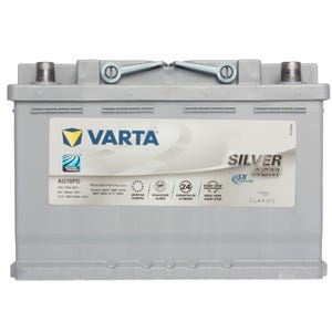 VARTA BATERIA AGM 70AH DER