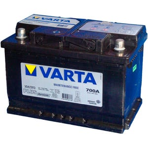 VARTA PLUS DYNAMIC BATERIA 75AH DER VDA75PD